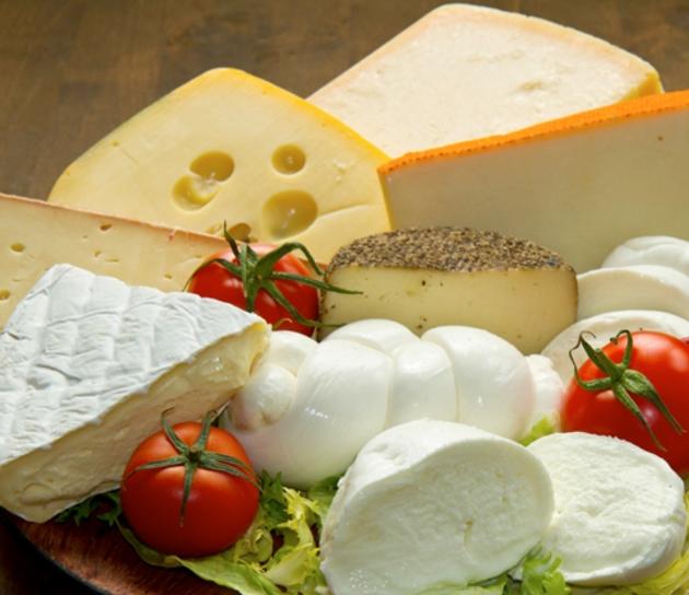 В Италии большое разнообразие сортов сыра