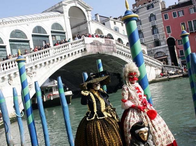 Венецианский карнавал – праздник масок из языческих времен