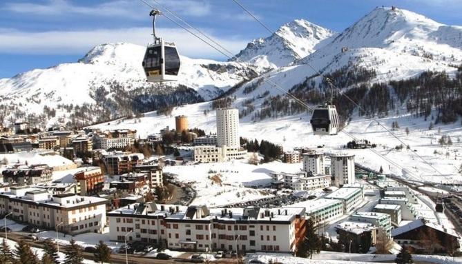 оправиться на популярные горнолыжные курорты - Италия и Швейцария