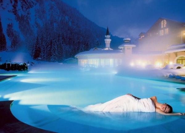 Итальянские термальные курорты - Монтегротто Терме и Абано Терме
