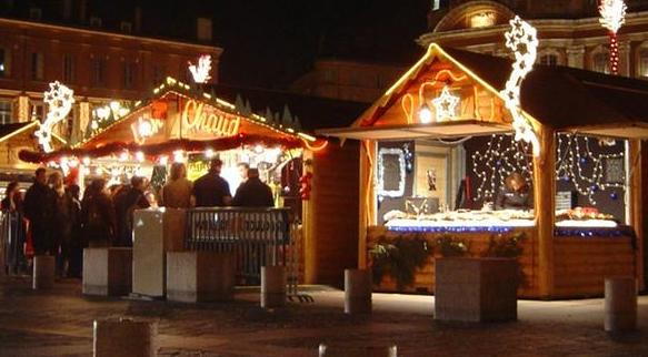 Город Виченца - рождественские рынки