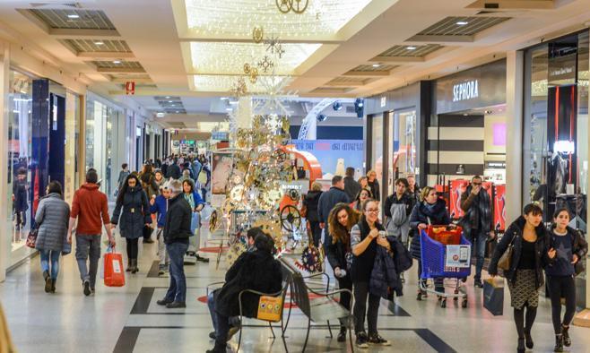 подарки на Новый 2016 год в итальянских супермаркетах
