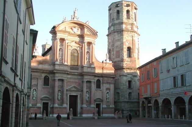 В Х веке здесь была построена базилика Сан Просперо