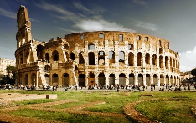 Посетить Колизей - Рим