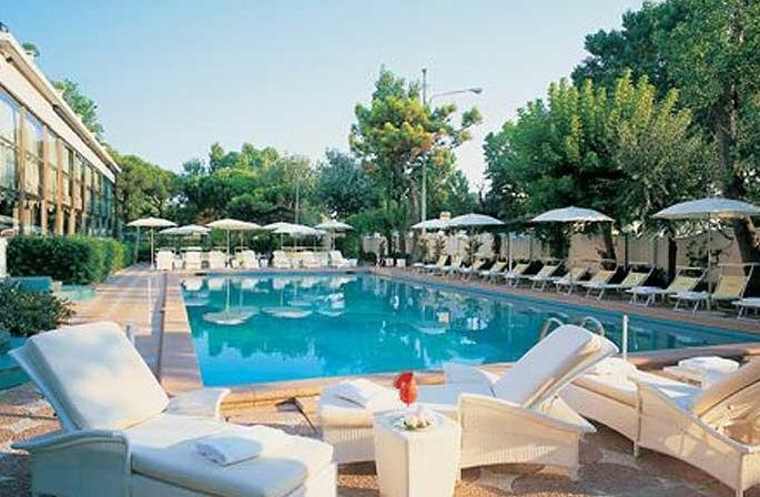 Главная черта отелей в Римини – высокий уровень сервиса и обслуживания