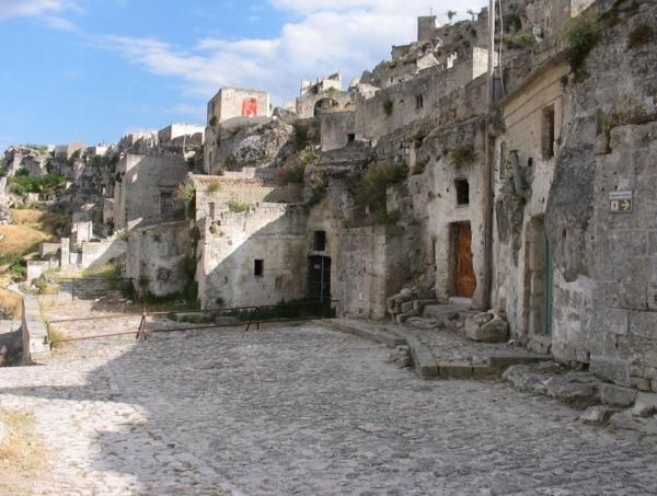 Матера. Еще один уникальный город из Списка ЮНЕСКО