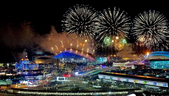 Новогодние праздники в Сочи
