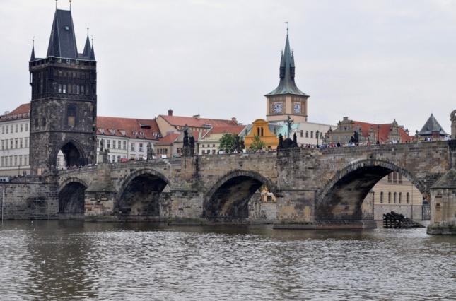 Пражский град - Карлов мост