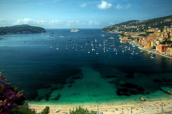 Франция - лазурным побережьем