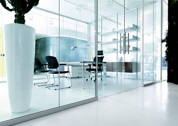 Современные традиции интерьера, особенно это касается офисных помещени