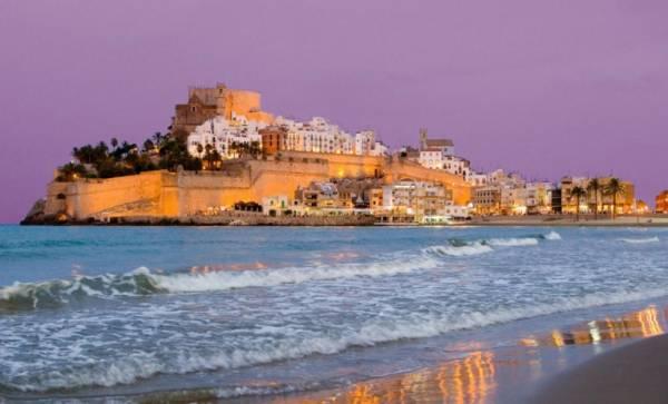 В Испании можно отдохнуть на море