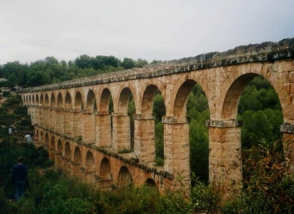 изобретениe человечества - итальянские акведуки