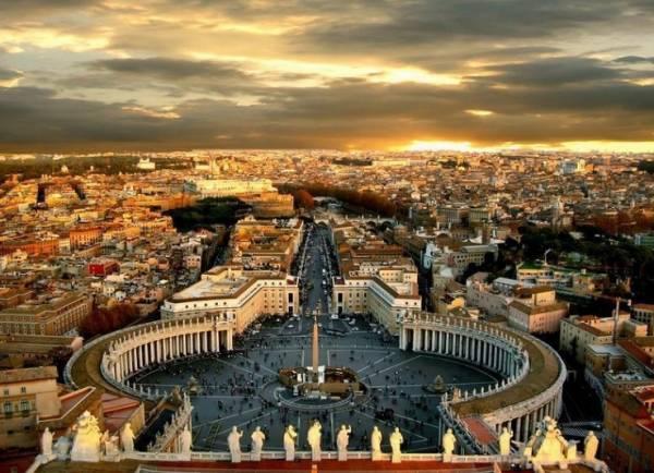 В Италии 98% населения – католики