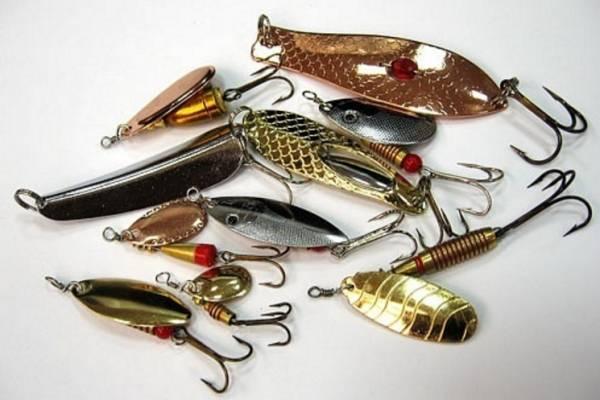 ложкообразные блесны для рыбалки