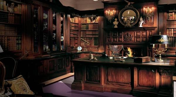 Все образцы мебели являются результатом совместных работ мастеров
