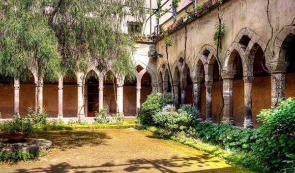 Сорренто - Монастырь Св. Франциска