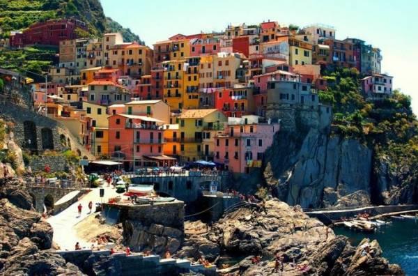 Попасть в Италию достаточно просто