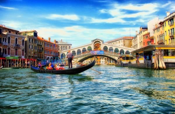 Пару слов о Венеции
