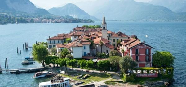 Остров Isola dei Pescatori (Италия) был создан для прислуги