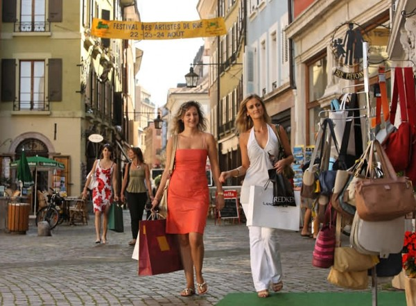 Шоппинг туры в Италию