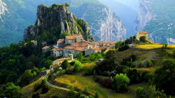 Практически на всех курортах Франции присутствуют отменные трассы