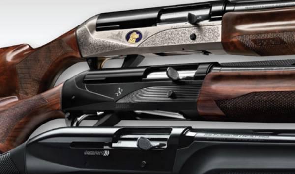 Гладкоствольное оружие Benelli