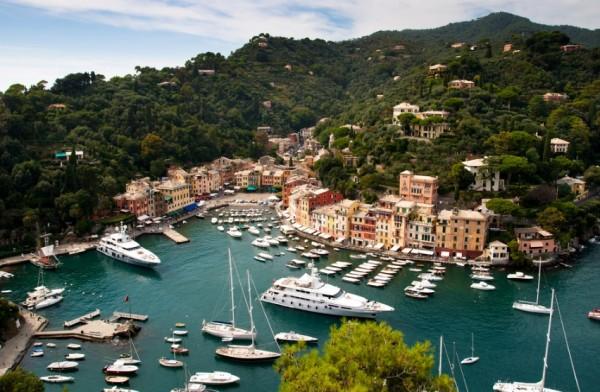 яхтингом в Италии