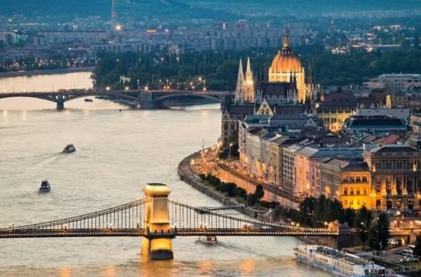 красивые панорамы Будапешта