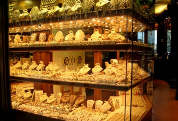 итальянские украшения и золотые цепочки