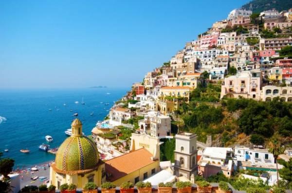 юг Италии – Неаполитанская Ривьера