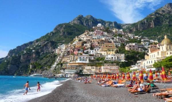 Желающим на пляжи Европы стоит поехать в Италию или Хорватию