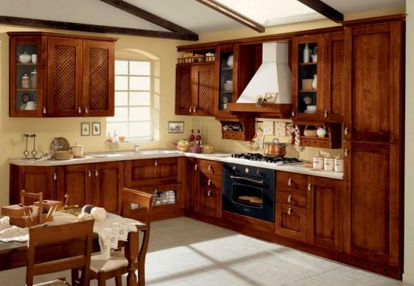 итальянские кухонные гарнитуры