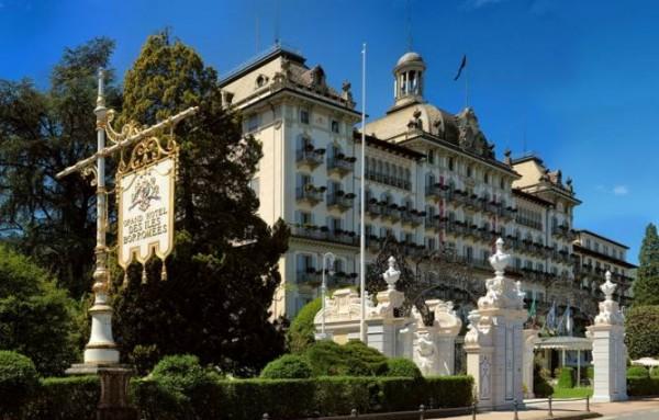 гостиницы знаменитой барской семьи Борромео, Стреза - Италиа