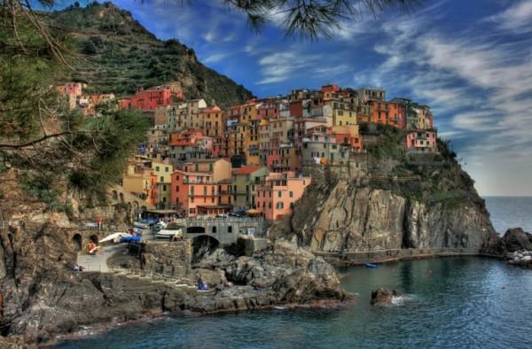 в Италии есть места, куда въезд на яхте категорически запрещенo
