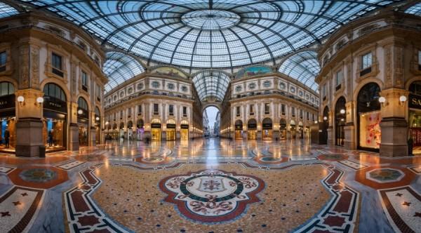 Милан - мировой центр моды