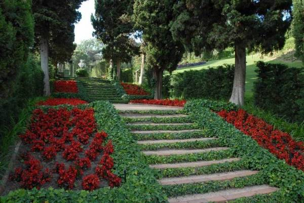 Сады Святой Клотильды в Ллорет-де-Мар, Испания