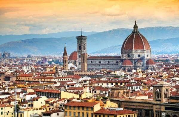 Италия – прекрасная страна