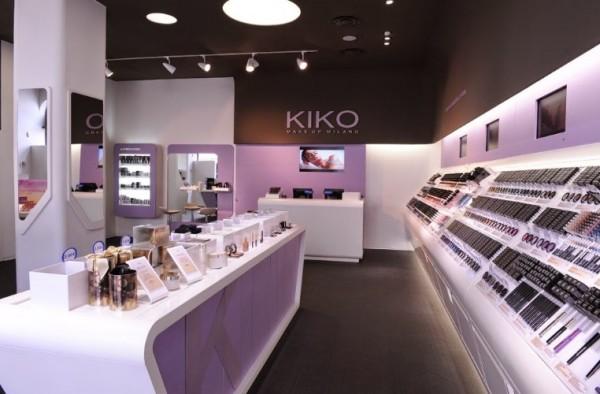 Замечательную итальянскую марку косметики KIKO