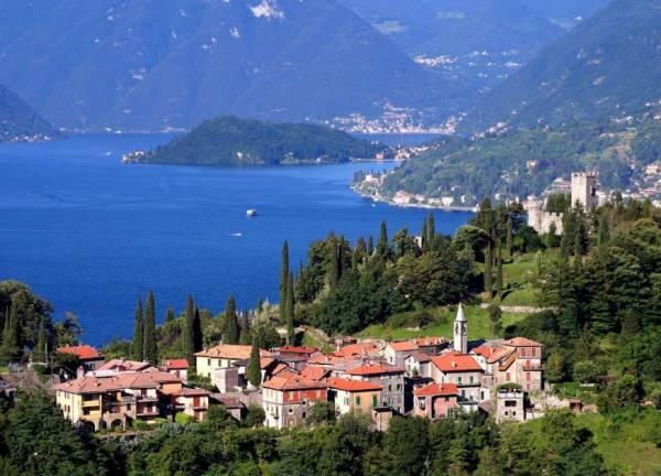 Лучшее место для отдыха – итальянское озеро Комо