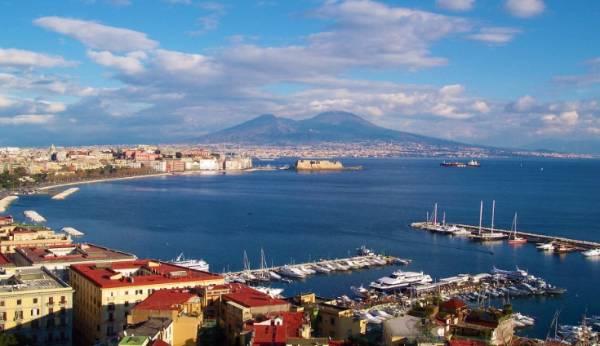Великий Везувий - Неаполь