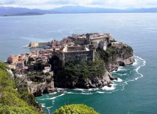 побережий Тирренского моря – Ривьере-ди-Улиссе