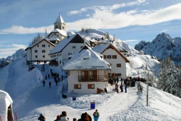 Европа порадует любителей экстремальных видов спорта и горнолыжников