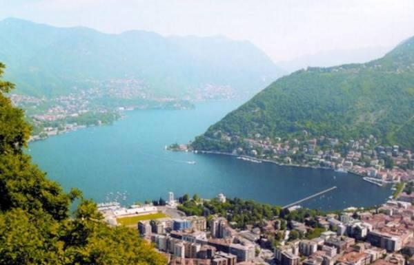 Комо – любимое озеро итальянцев