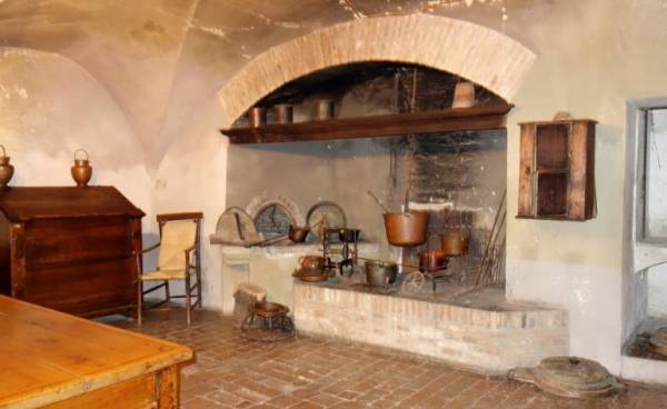 Главная достопримечательность Доцци – это замок
