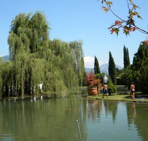 Аквапарк в Кассино, Италия