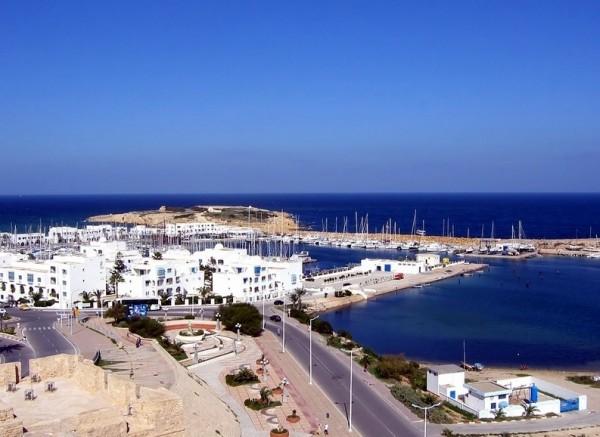 Тунис - Средиземного моря