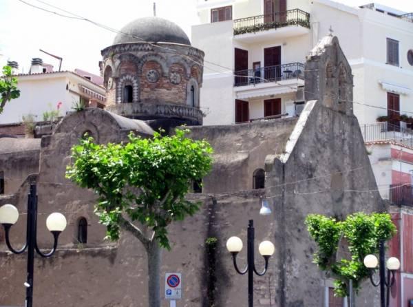 город Гаэта, Италия, церковь Сан-Джованни-а-Маре