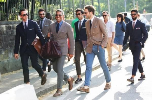 итальянцы еще и очень хорошо умеют одеваться