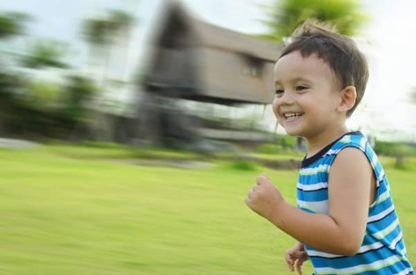 Необходимо привить к ребенку любовь к свежему воздуху