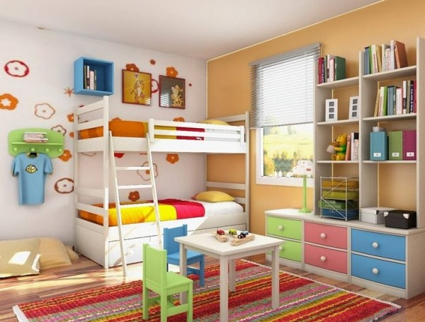 детских разновидностей мебели из Италии